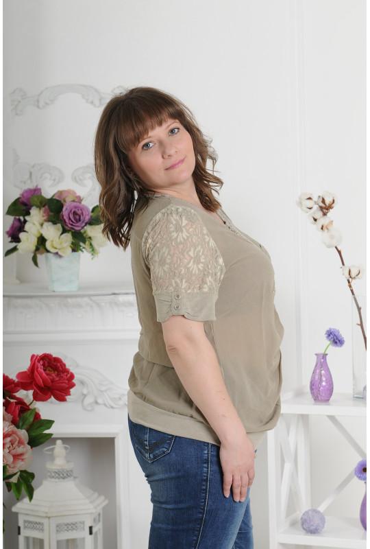 ☪☪☪ Летняя женская блуза ЛУНА ☪☪☪